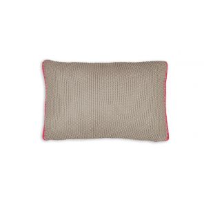 Pip Studio Bonsoir Cushion Khaki