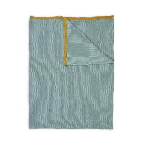 Pip Studio Bonsoir Throw Blue
