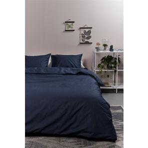 Ambiante Cotton Uni Dark Blue