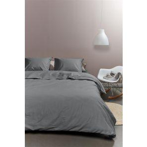 Ambiante Cotton Uni Grey