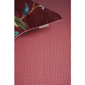 Pip Studio Cross Stitch Fitted Sheet Pink