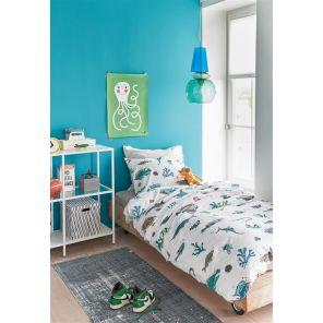 Beddinghouse Kids Deep in the Sea Blue