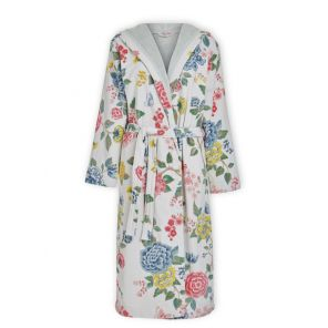 Pip Studio Good Evening Bathrobe White