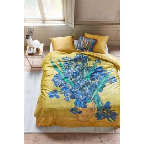 Beddinghouse x Van Gogh Museum Irises Yellow