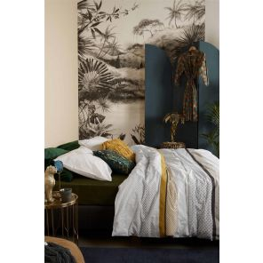 At Home by Beddinghouse Motifs Ochre