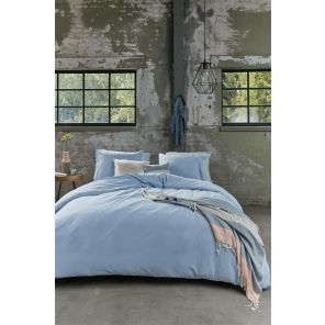 Beddinghouse Organic Basic Blue