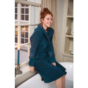 Pip Studio Soft Zellige Bathrope Dark Blue