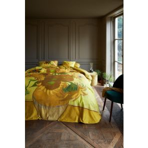 Beddinghouse x Van Gogh Museum Tournesol - Yellow